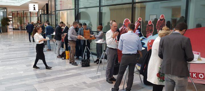 Poslovna delegacija na Tirolsko, Avstrija
