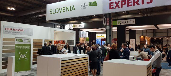 Izhodna poslovna delegacija lesarjev v Milano 2019