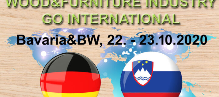 Poslovna virtualna b2b srečanja lesarjev s partnerji iz Bavarske in Baden-Württemberga